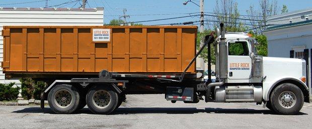 About Little Rock Dumpster Service Dumpster Rentals